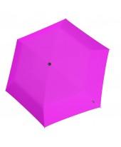 Knirps U Series Folding Ομπρέλα Βροχής U.200 Medium Duomatic Neon Pink 22008393