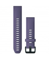 Garmin Λουρί QuickFit 20mm Purple Storm Silicone 010-12871-00