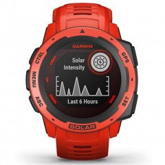 Garmin Instinct Solar Flame Red 010-02293-20