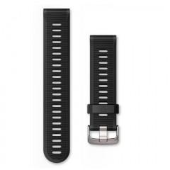 OEM Λουρί Σιλικόνης Black για Garmin Forerunner 935/945