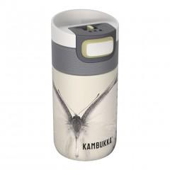 Kambukka Θερμός Etna 300ml Yellow Butterfly 01027