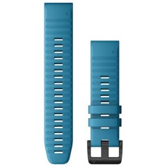 Garmin Λουρί 22mm Quick Fit Cirrus Blue 010-12863-20