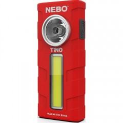 NEBO Φακός Tino 300Lumens Red NE6809