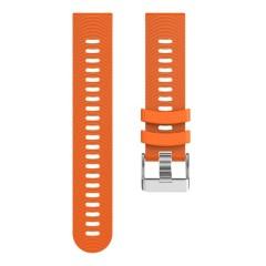OEM Λουρί Σιλικόνης Πορτοκαλί για Garmin Forerunner 245/645/Vivoactive3/Vivomove HR