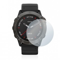 Brotect Glass Screen Protection για Garmin Fenix 6X (1 τεμ - 51mm)