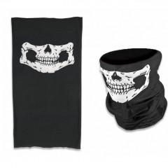 Barbaric Αντιανεμικό Μαντήλι Black Skull 30583