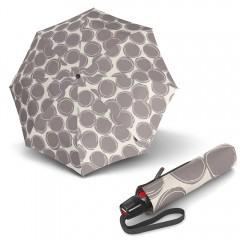 Knirps T Series Duomatic ομπρέλα βροχής Calla Stone 32008320