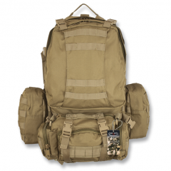 Barbaric σακίδιο πλάτης Tactical 50L 34881-CO