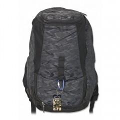 Barbaric σακίδιο πλάτης Black Camo 30L 34943