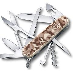 Victorinox Desert Camouflage Huntsman 1.3713.941