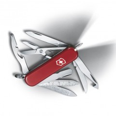 Victorinox Midnite Minichamp White Led 0.6386