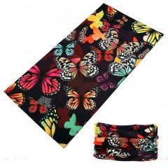 OMNI Αντιανεμικό Μαντήλι Butterflies