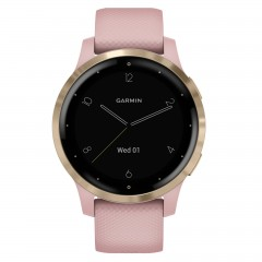 Garmin Vivoactive 4S Dust Rose/Light Gold 010-02172-34