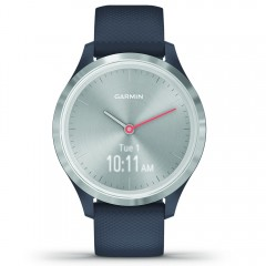 Garmin Vivomove 3s Silver/Blue 010-02238-20