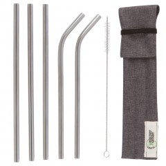 HEALTHY HUMAN Accessories 5 Straw Pack HH-SOB22
