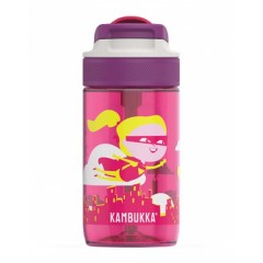 Kambukka Θερμός Lagoon 400 ml Flying Supergirl 04015