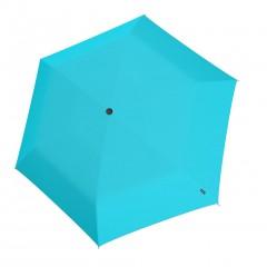 Knirps U Series Folding ομπρέλα βροχής US.050 Slim Manual Aqua 00501401