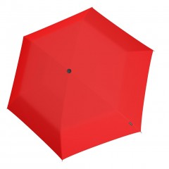 Knirps U Series Folding ομπρέλα βροχής US.050 Slim Manual Red 00501501