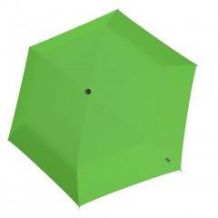 Knirps U Series Folding ομπρέλα βροχής US.050 Slim Manual Green 00502701
