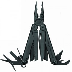 Leatherman Wave Black Plus