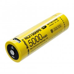 Nitecore Μπαταρία 21700HPR / 5000mAh NL2150HPR
