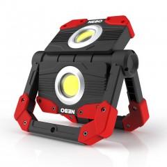 NEBO OMNI 2K Worklight 2000lum Integrated power bank NE0015