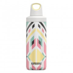 Kambukka Θερμός Reno Insulated 500 ml Tribal Shibori 05017