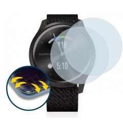 Brotect Glass Screen Protection για Garmin Vivomove Style (2 τεμ - 42mm)
