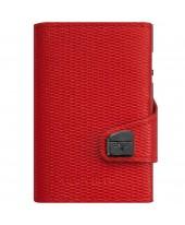 Tru Virtu Πορτοφόλι Click & Slide Rhombus Coral Red 24104200405