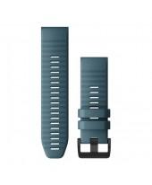 Garmin Λουρί QuickFit 26mm Lakeside Blue Silicone 010-12864-03