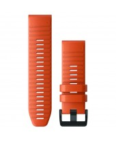 Garmin Λουρί QuickFit 26mm Ember Orange Silicone 010-12864-01
