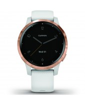 Garmin Vivoactive 4S White/Rose Gold 010-02172-24